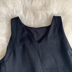 Lululemon V Neck Tank Top